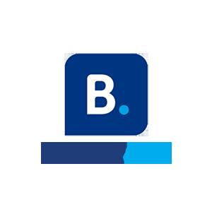 booking com logo