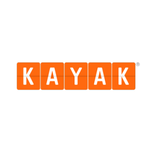 KAYAK flights logo