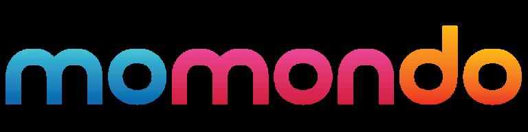 Momondo logo מומונדו לוגו